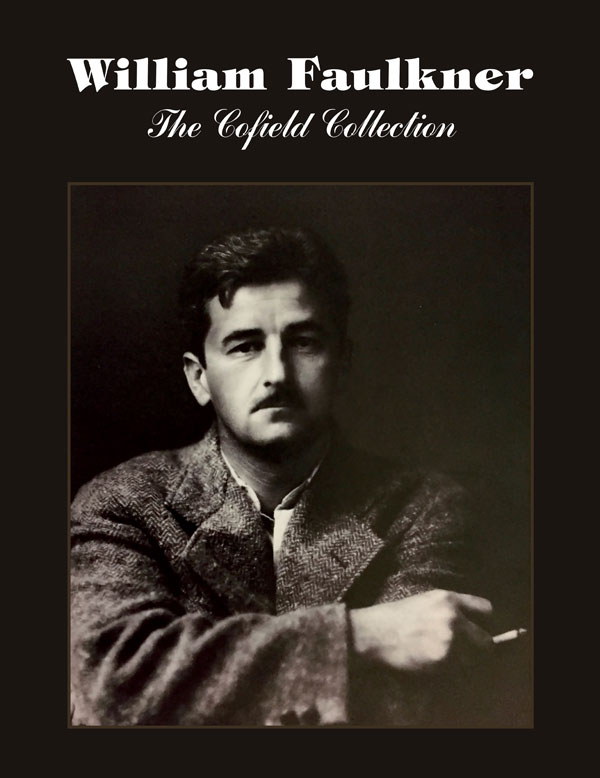 "New Edition Of ""William Faulkner: The Cofield Collection,"" By Jack Cofield"